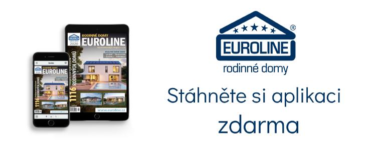 Katalog rodinných domů Euroline 2020